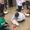 March 29th 2019 In-Service Day - CPR Training photo album thumbnail 5